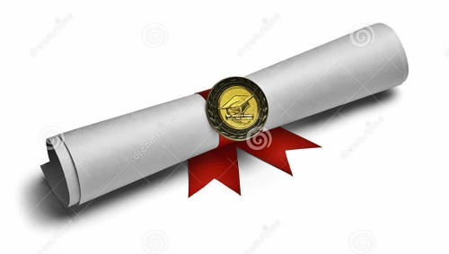 grad-degree-medal-diploma-red-ribbon-isolated-white-background-43787619